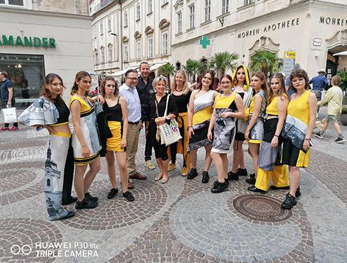 StreetWalk Gruppenbild